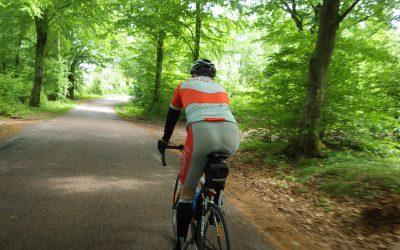 Cykel, trädgård och Underbara bad!