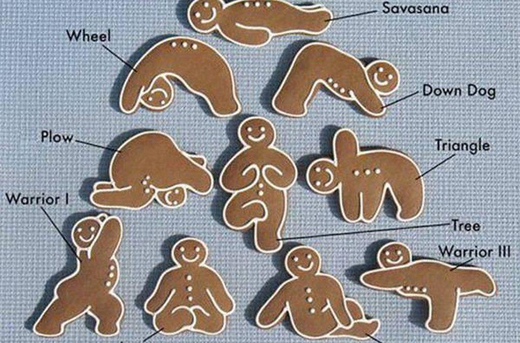 Torsdag Annandag jul med Yoga, tvättstuga och packapyssel