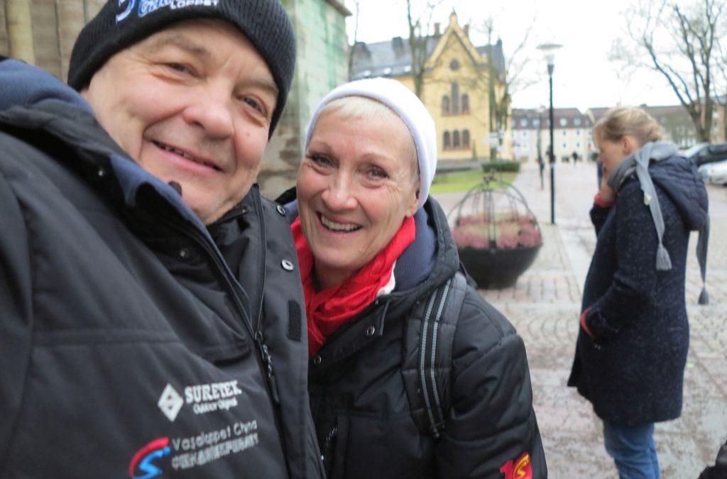 Julafton och Juldagen Underbara dagar med familjen Aberger Rosenkvist Pettersson