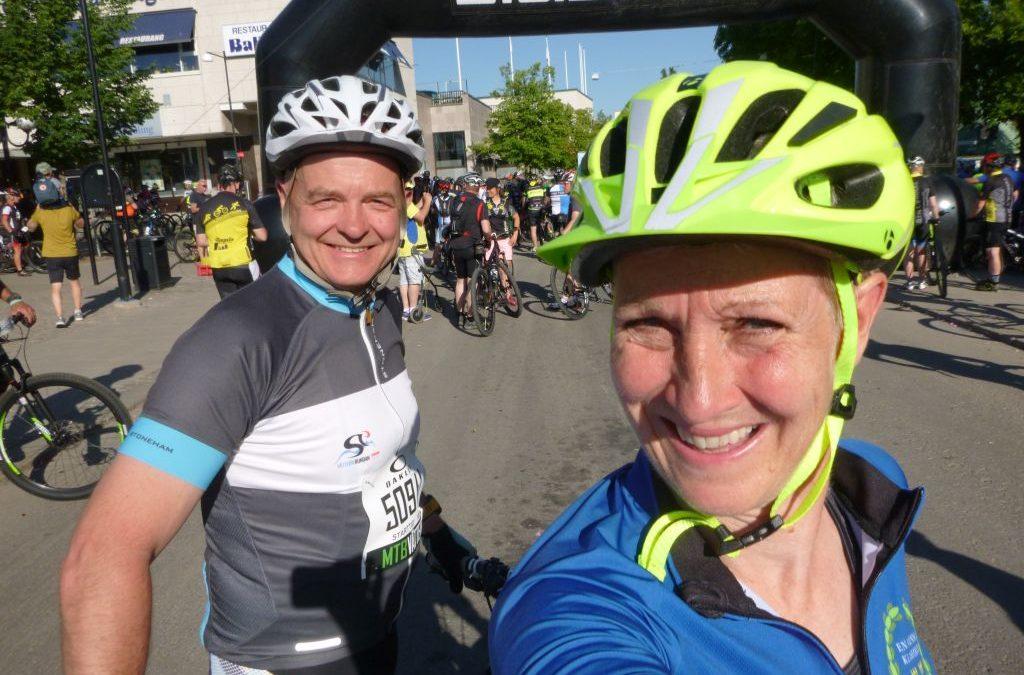 Fredag Uppstart på Cykelveckan i Motala