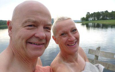 Tisdag och Ernst har fortfarande semester och frun jobbar
