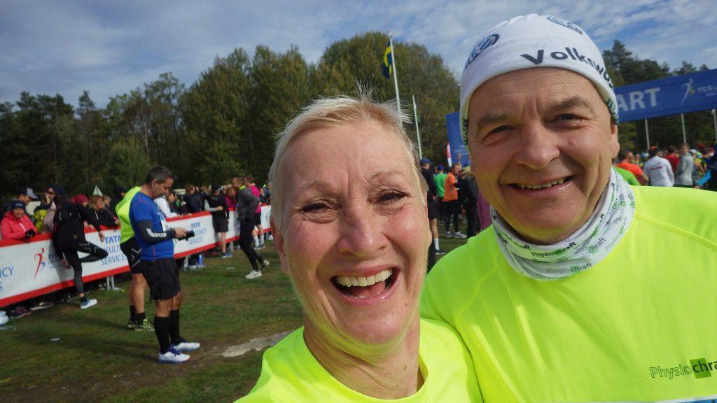 Lördag på Lidingö 24 och 13 +12 klara å en påbörjad 13