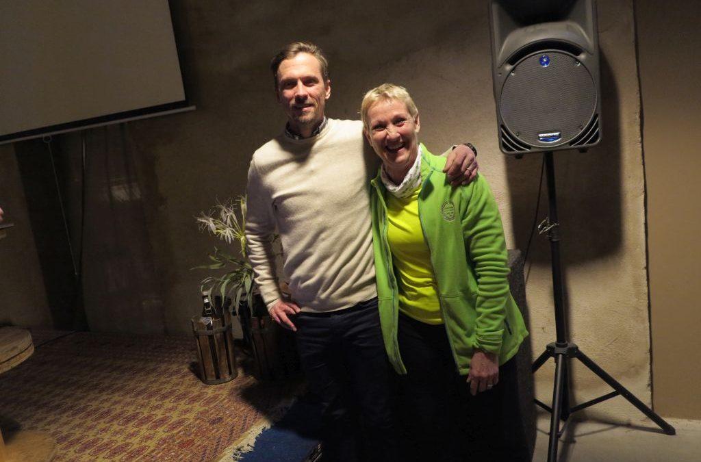 Tisdag Ryggskottsdag som lyftes till höjder av Johan Olsson
