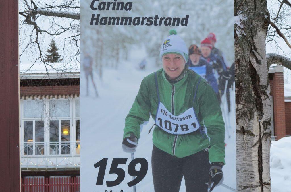 Torsdag mot Mora och Vasaloppsveckan 2019 i snö