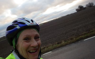 Torsdag Tussilago, Sånglärka, Cykel till jobbet och Rögle.