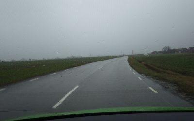 Onsdag  Yoga, regn, nedklippt bok och AfterVasaloppet med IFK Helsingborg