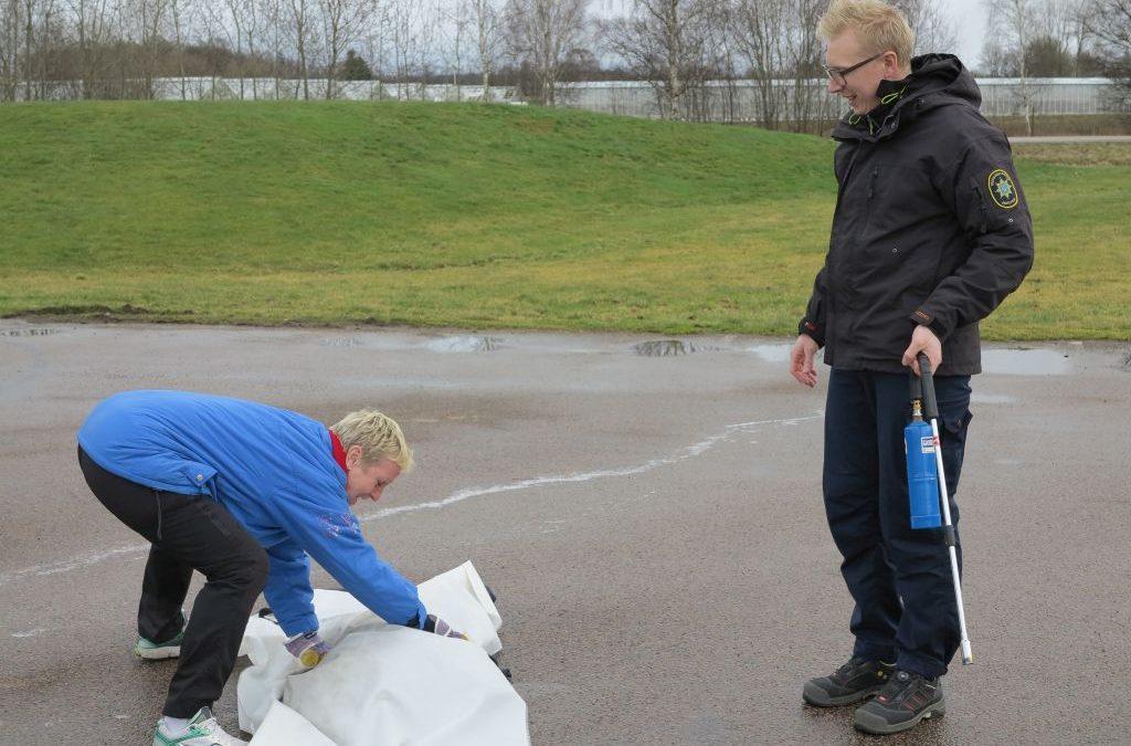 Tisdag Mot Skåne för en mjukstart med eld på jobbet