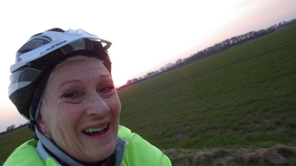Torsdag Cyklar racer till jobbet och Body Balance med Ernst