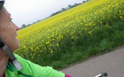 Onsdag Cykel till jobbet