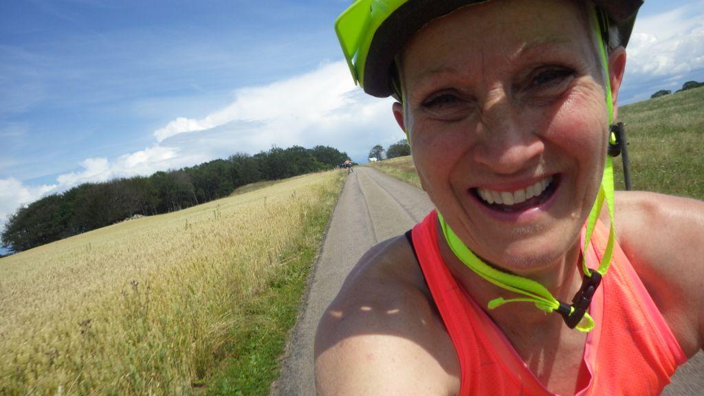 Fredag  En Härlig dag på cykel