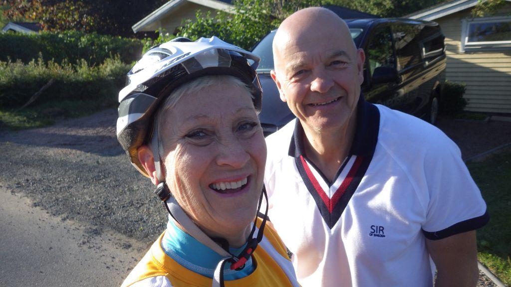 Torsdag med Cykling och bilkörning