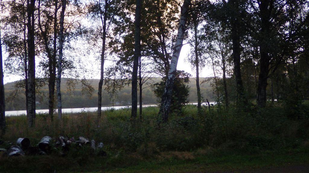Torsdag Fin morgon vid sjön, cykel till jobbet, jobb på jobbet och körning tvärs över Skåne