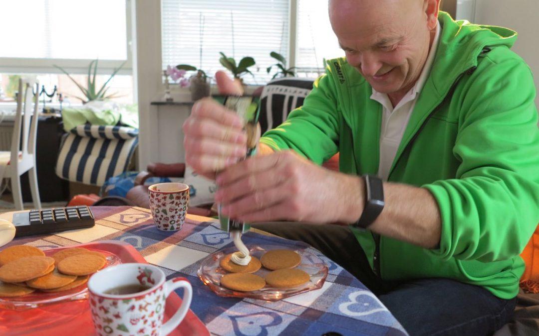 Fredag Cykeltur, tvättstuga och glöggpremiär :-)