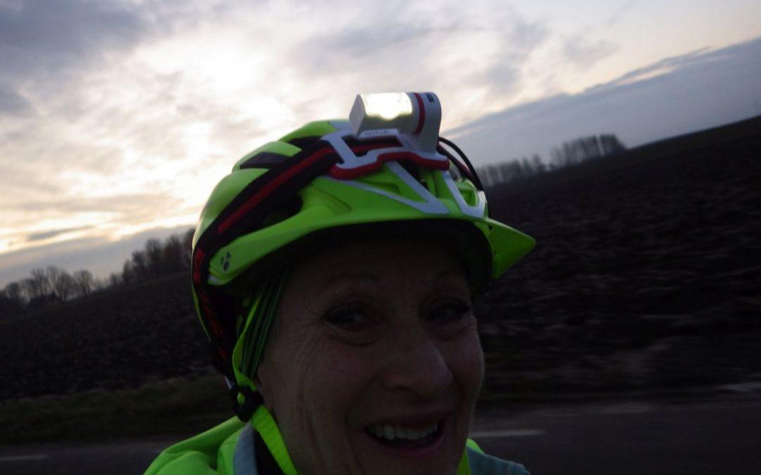 Torsdag Cykel till jobbet och Body Balance som balans till bokföringen :-)