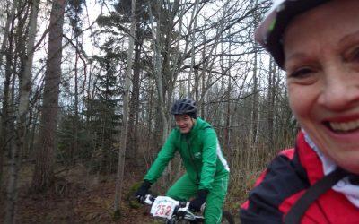 Lördag med Biljettköp, cykel och Julbord