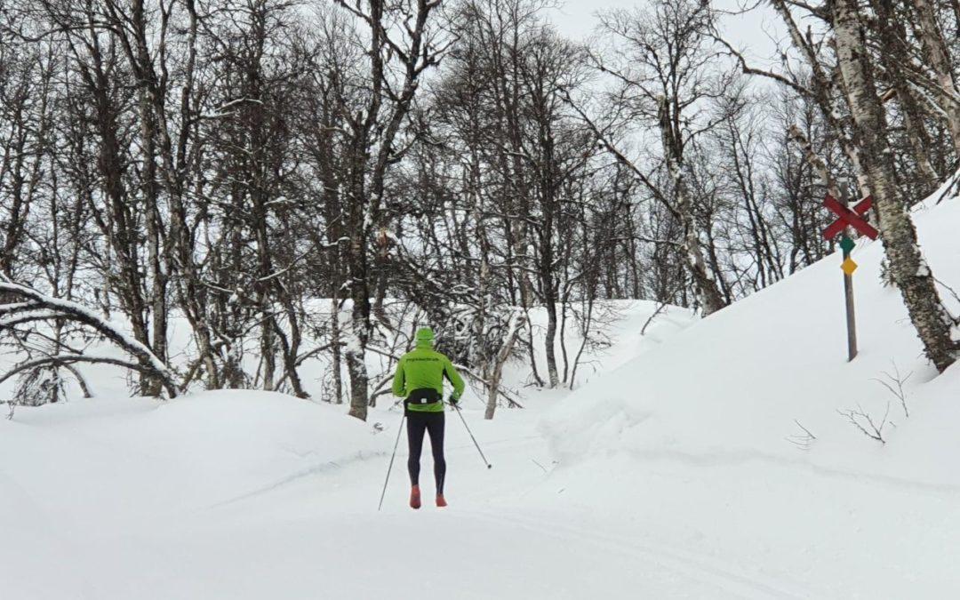 Måndag Skidor i Bruksvallarna