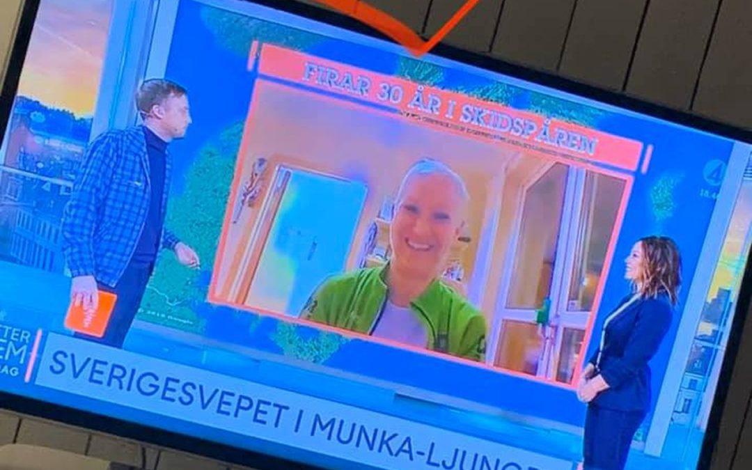 Tisdag Frissan och TV 4