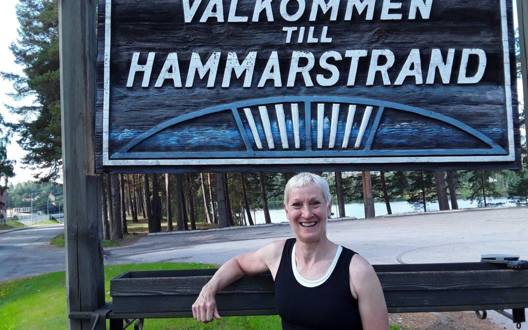 Fredag Från Hammarstrand till Mora