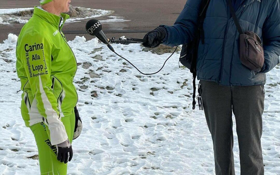 Måndag  Morgonpromenad, Radio Malmöhus och måndagsstyrka
