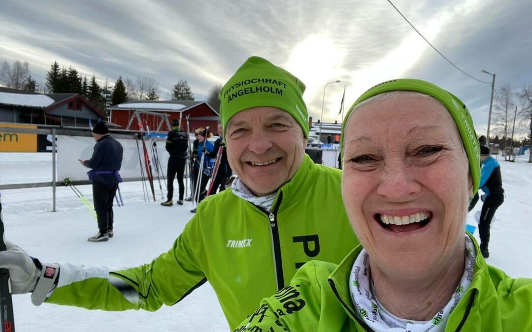 Tisdag – Dag fem på skidor