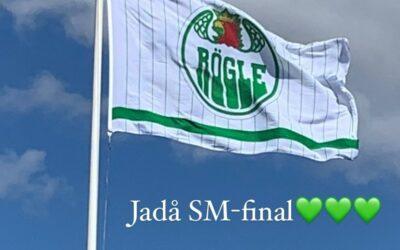Torsdag Rögle till SM-final!
